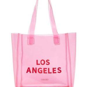 Handbags - Los Angeles Tote Bag